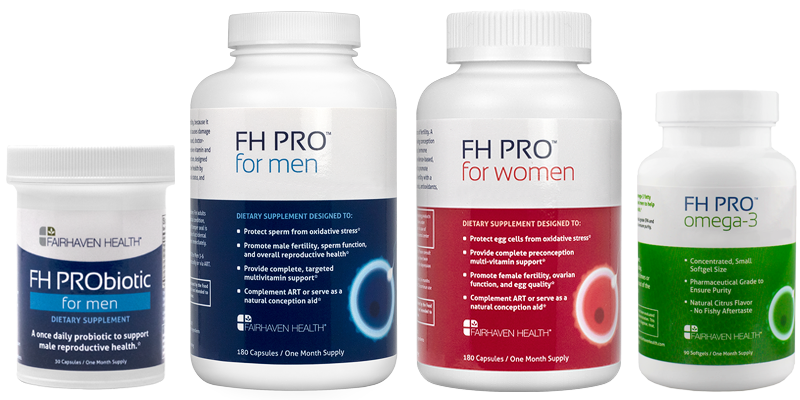 FH Pro Fertility Supplements
